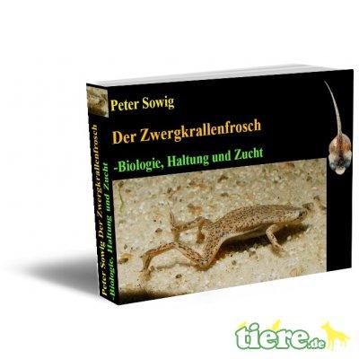 Ebook: Der Zwergkrallenfrosch (H. boettgeri)